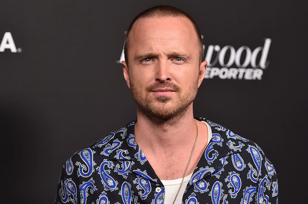 Aaron Paul Will Be Doing Our Puppy Interview And We Want To Know Your Questions