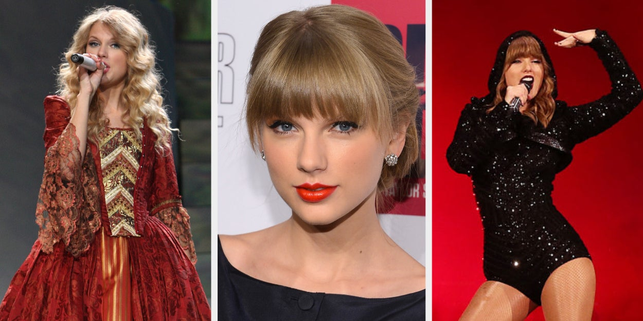I Bet You Can't Name At Least 25 Taylor Swift Songs In 3 Minutes