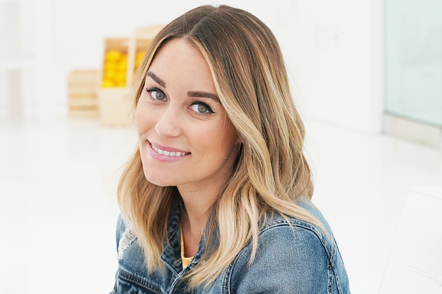 Lauren Conrad's New Baby Boy's Name Sounds Like A Storybook Character
