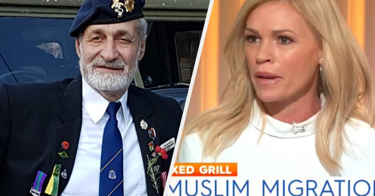 A 74-Year-Old Man Was Acquitted Of Assaulting A Far-Right YouTuber Defending TV Host Sonia Kruger