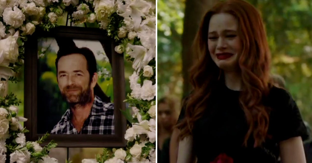 """""""Riverdale"""" Just Said Goodbye To Fred Andrews And Here's Everything That Happened"""