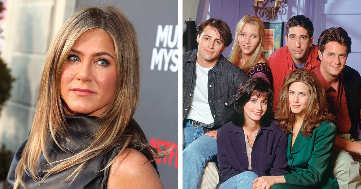"Jennifer Aniston Turned Down ""SNL"" Before Joining ""Friends"" Because She Thought The Women Needed To Be ""Treated Better"""