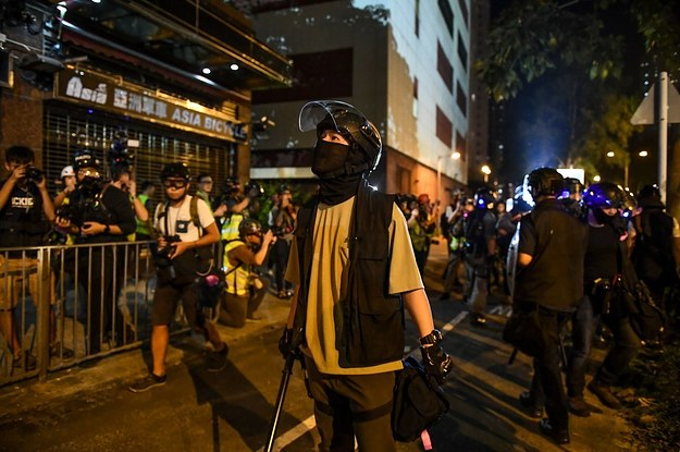 Apple Has Removed A Mapping App That Let Protesters In Hong Kong Track Police
