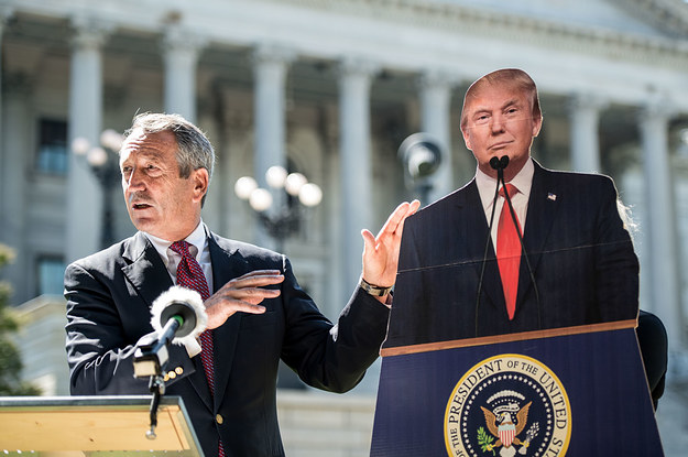"""Texting With Mark Sanford: Impeachment Can't Become A """"Personality Contest"""""""