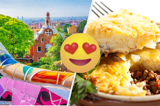 Eat Some Food And We'll Tell You Which European Country You Should Move To