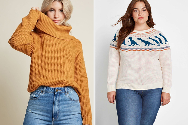 40 Sweaters Under $80 You Can Wear From Now Through Winter