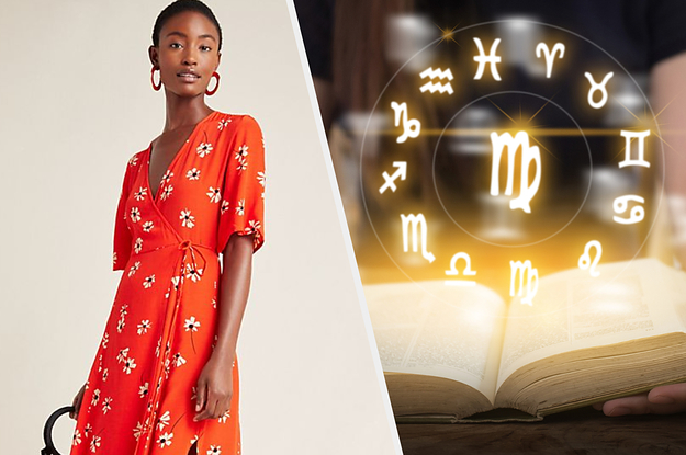 Shop At Anthropologie And We'll Guess Your Zodiac Sign