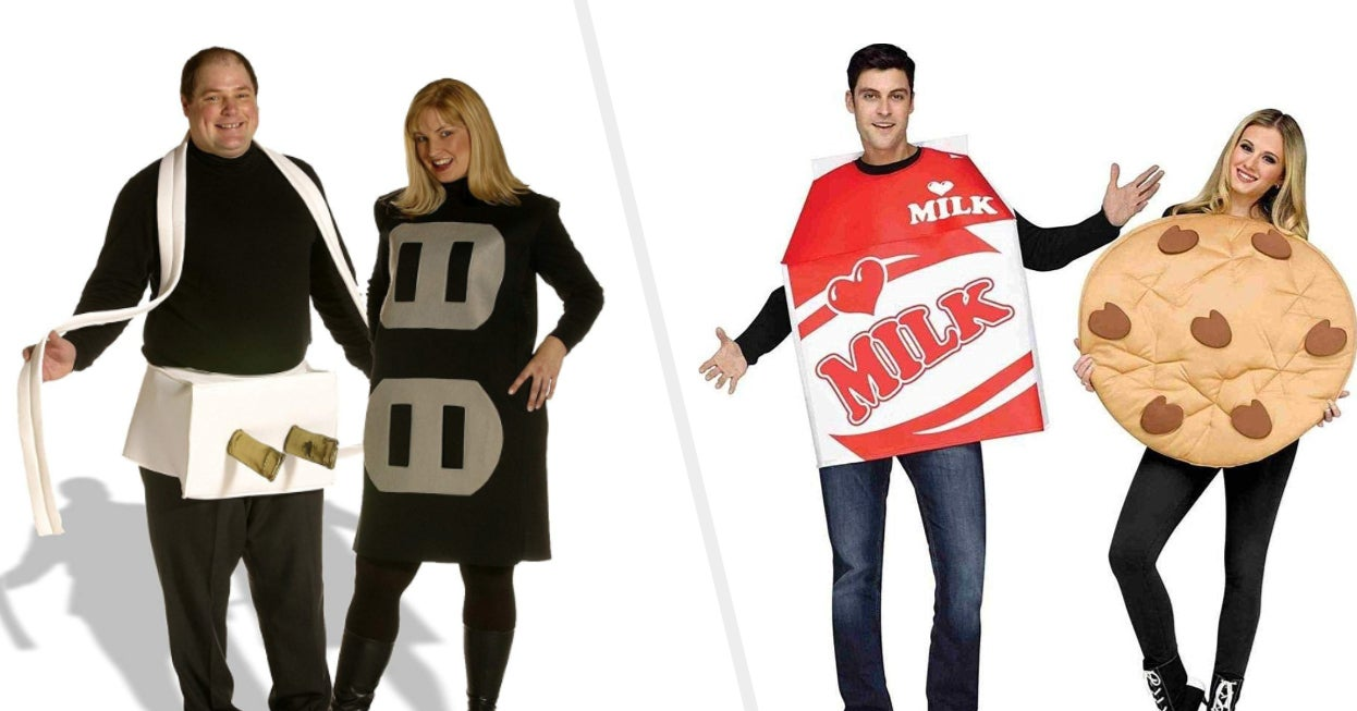16 Great And Ridiculous Couple Halloween Costumes You Can Get On Amazon Canada