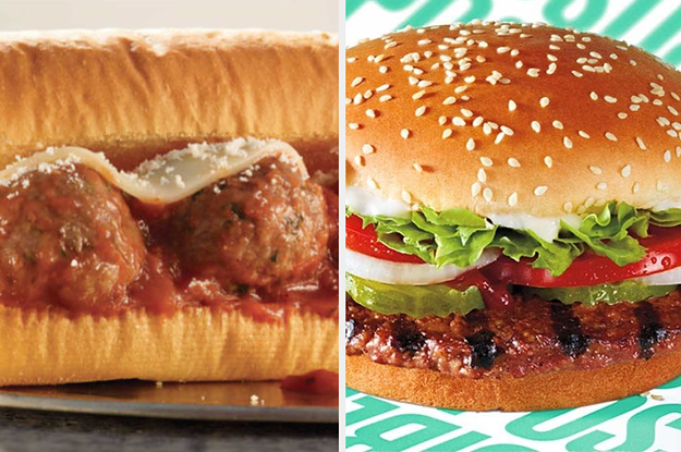 A Guide To Vegan Options At Fast Food Chains