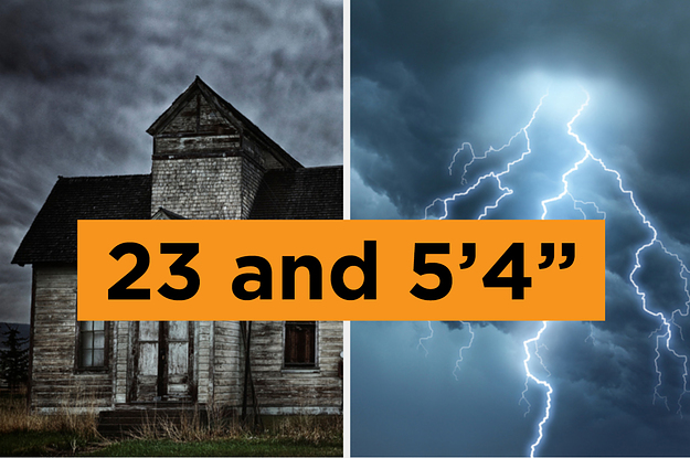 Pick Some Spooky Aesthetics And We'll Guess Your Age And Height