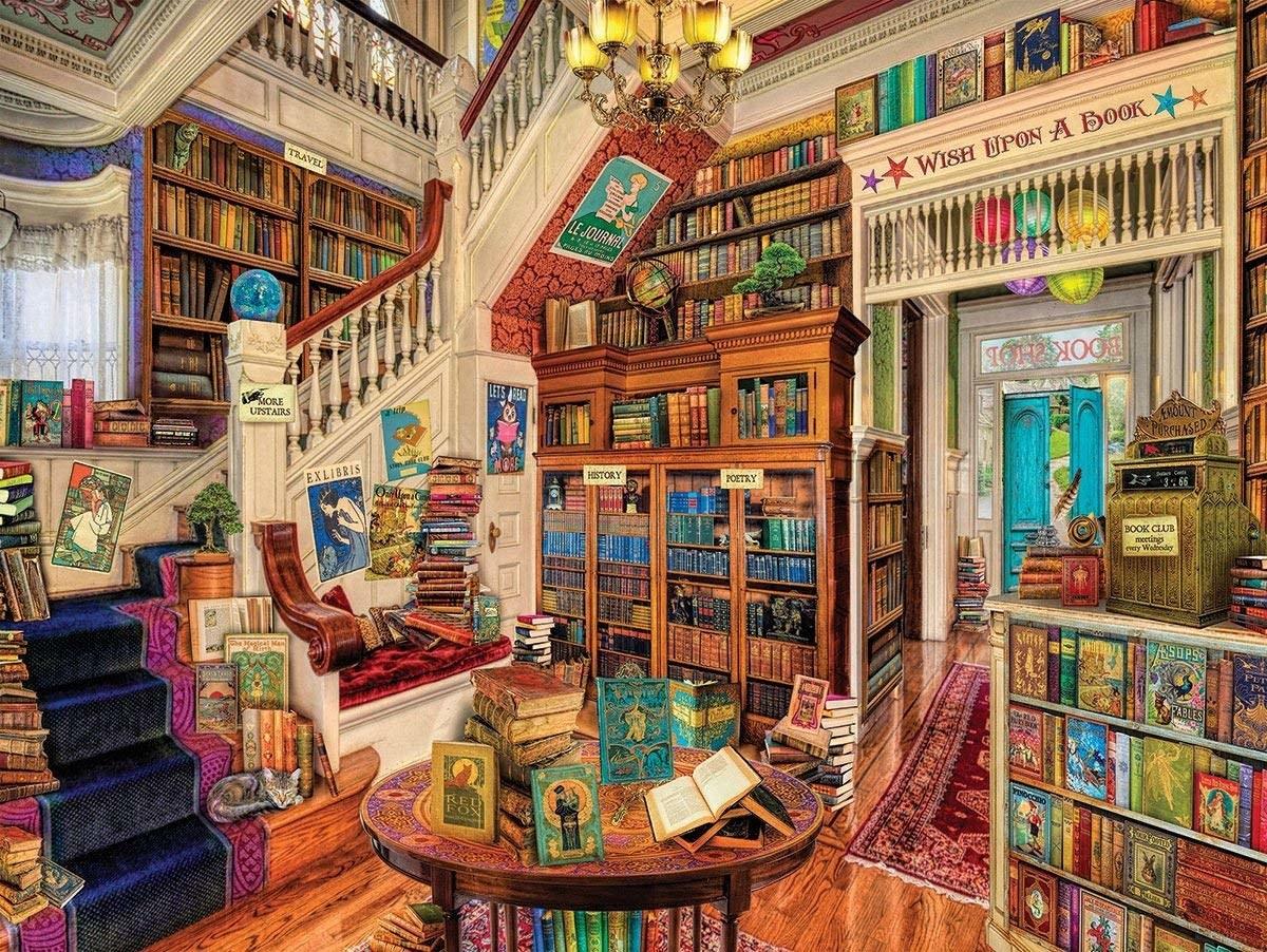 может картинки волшебных библиотек сорта груши
