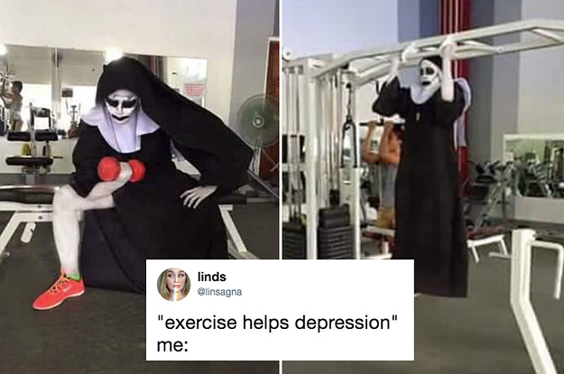19 Funny Mental Health Tweets For Anyone Who Could Use A Laugh Right About Now