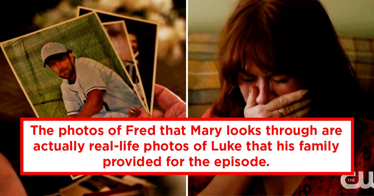 "15 ""Riverdale"" Behind-The-Scenes Facts About The Luke Perry Tribute Episode"