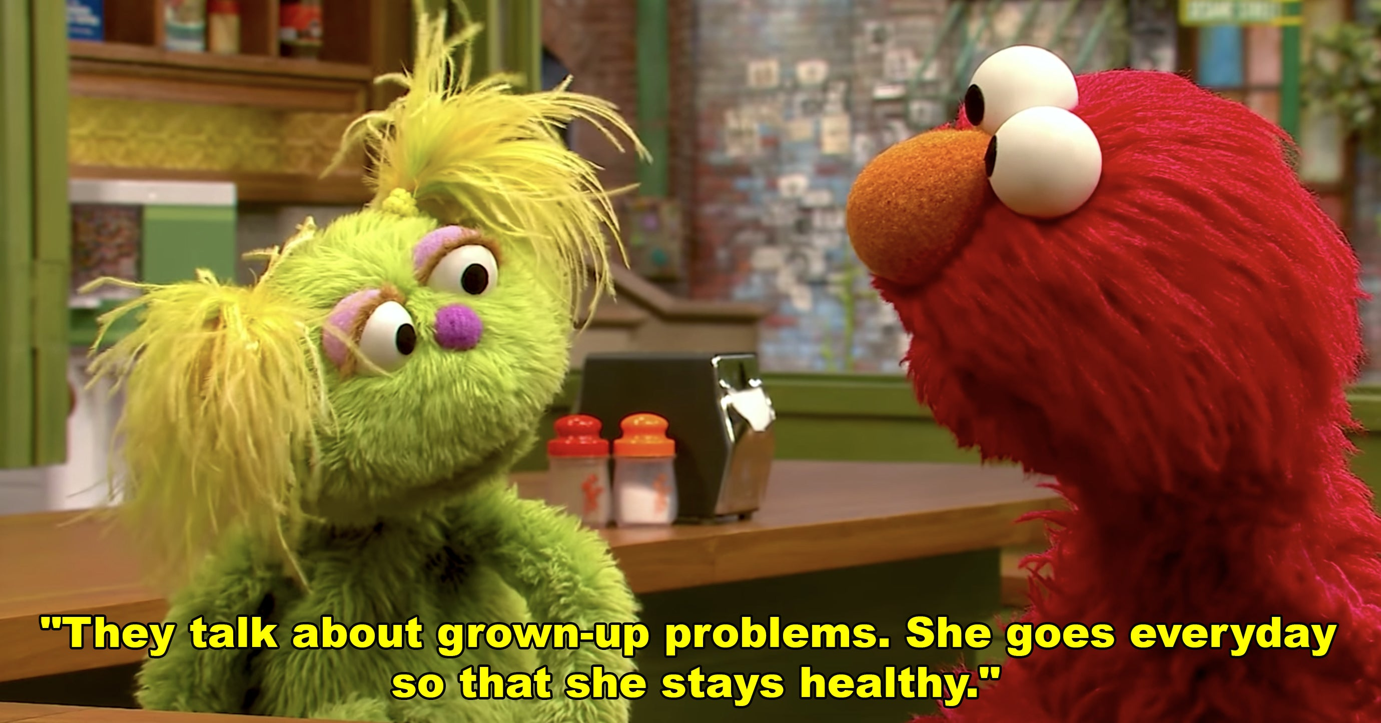 """""""Sesame Street"""" Released A New Video Addressing Substance Abuse And Handled It So, So Well"""