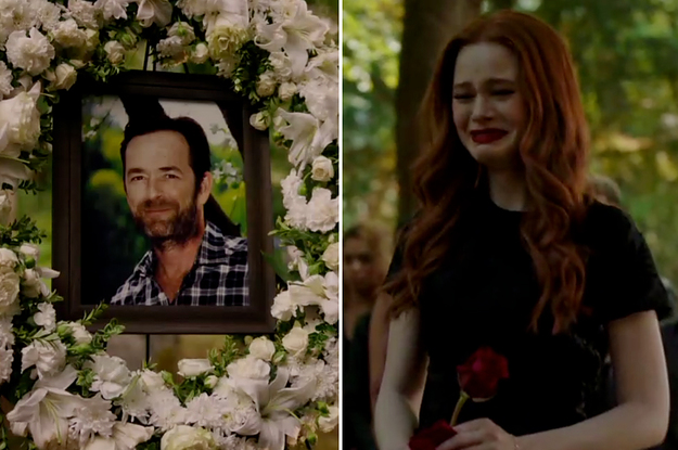 "Here's How ""Riverdale"" Said Goodbye To Luke Perry And Fred Andrews During The Season 4 Premiere"