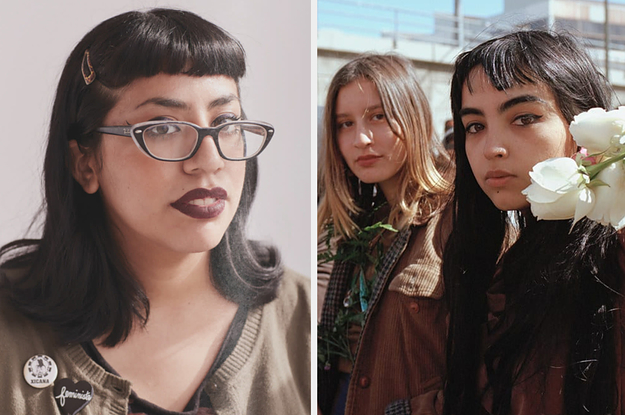 These Gorgeous Pictures Show What The New Chicanx Generation Looks Like