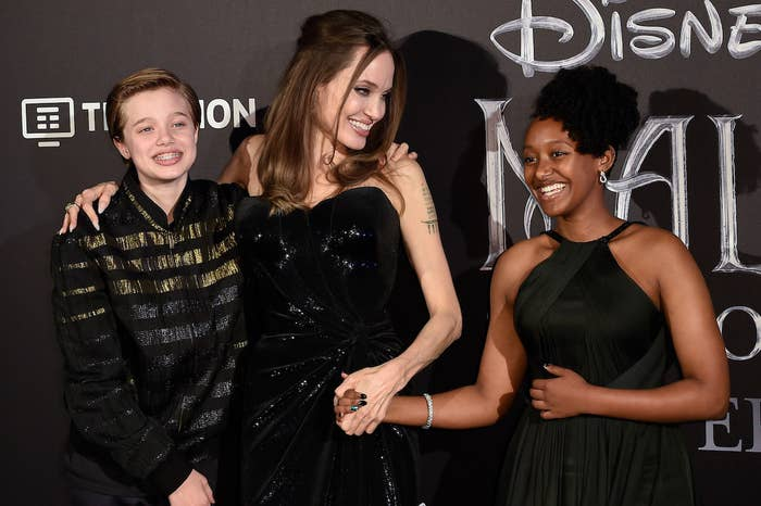 Zahara Jolie Pitt Designed A Jewelry Collection With Robert