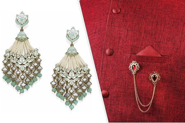 Kickstart The Diwali Festivities With These 17 Affordable Statement Pieces