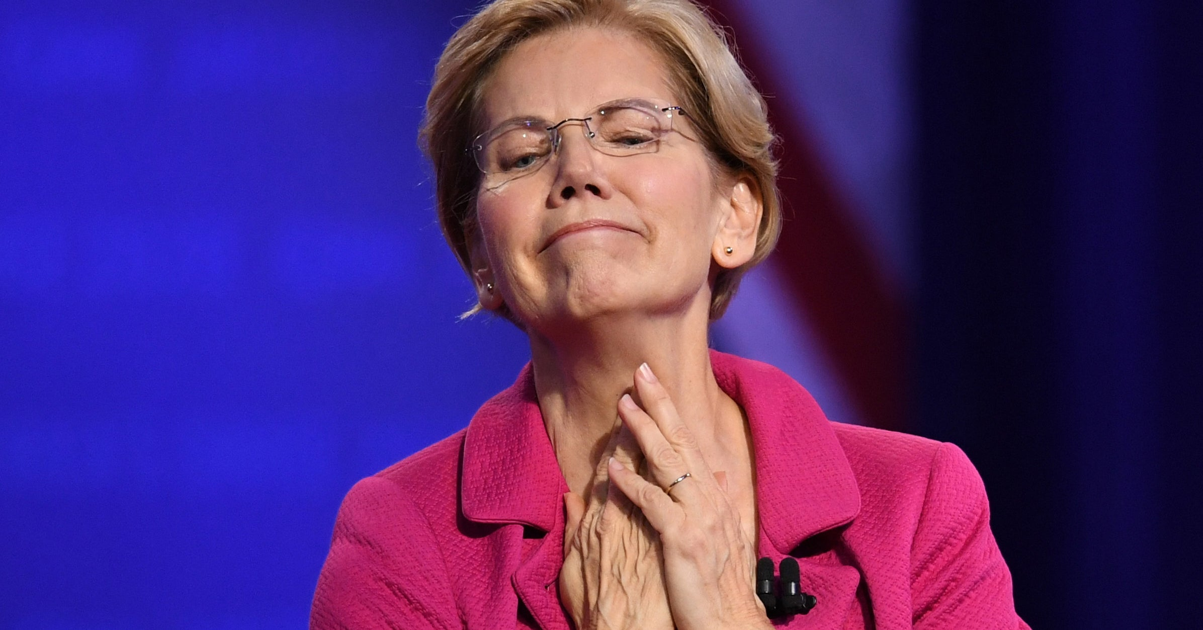 Elizabeth Warren's Response To A Question About Same-Sex Marriage Has Won Her A Ton Of Praise