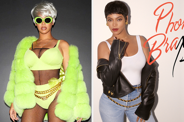 Beyoncé's Halloween Costumes Over The Years Are So Genius, I'm Ready To Bow Down