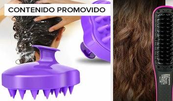 10 Productos para el cabello con los que notarás un antes y un después