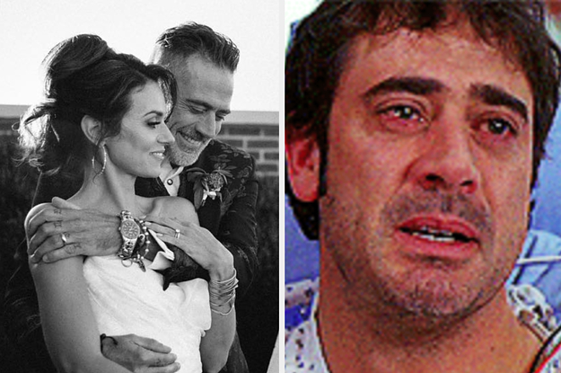 Hilarie Burton And Jeffrey Dean Morgan Are Now Husband And Wife And Have Restored My Faith In Love