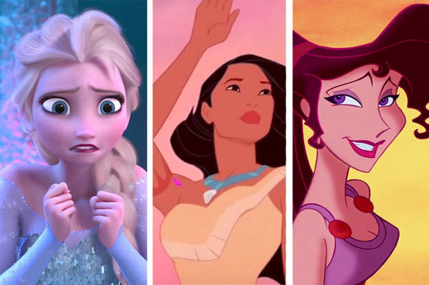 Out Of The 108 Disney Characters In This Quiz, Can You Choose The Correct Ones?