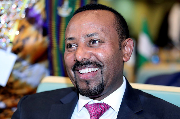 The 2019 Nobel Peace Prize Has Been Awarded To The Prime Minister Of Ethiopia