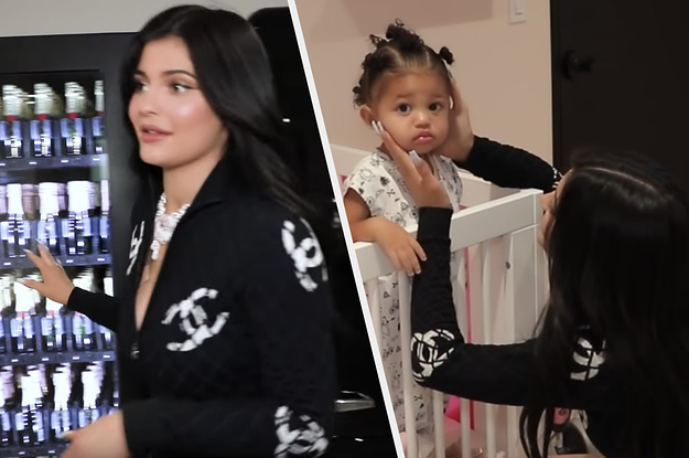 Kylie Jenner Filmed A Tour Of The Kylie Cosmetics Office And It's Just As Extra As You'd Think