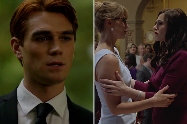 31 TV Moments From This Week That We Can't Stop Talking About