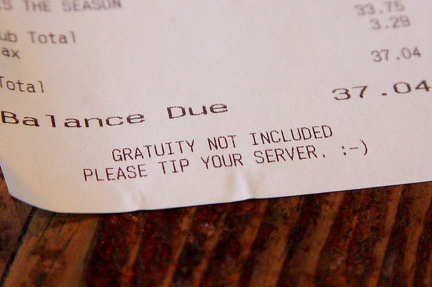 Opinion: Tipping While Black Can Be Dangerous