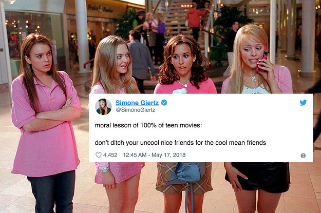 17 Jokes About Teen Movies That Are So Accurate