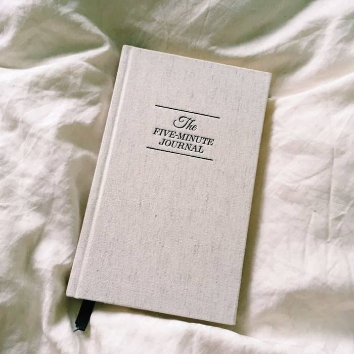 The hardcover journal