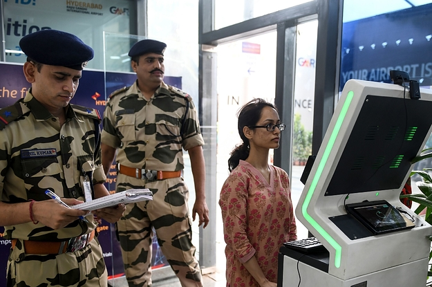 India Is Creating A National Facial Recognition System, And Critics Are Afraid Of What Will Happen Next
