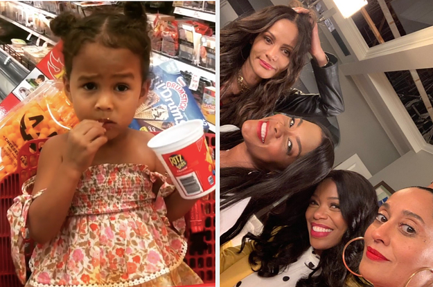 18 Celebrity Instagrams You Probably Missed This Week