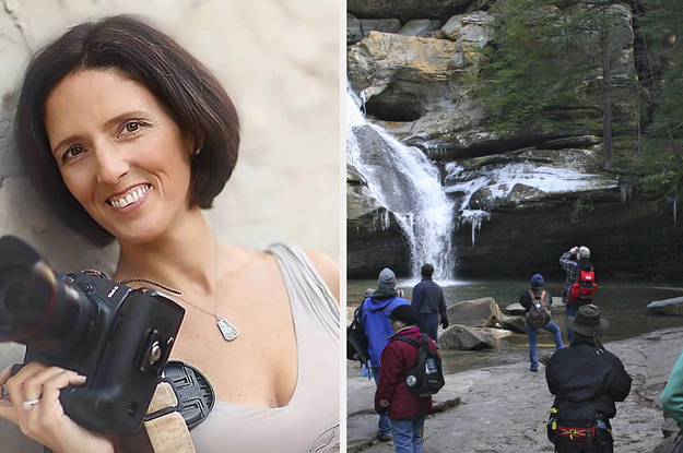 Two 16-Year-Olds Allegedly Pushed A Log Off A Cliff And Killed A Woman Taking Photos