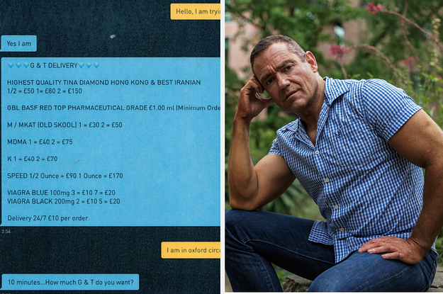 Thousands Of Gay Men Asked This Chemsex Advisor For Help On Grindr With Their Drug Problems. The App Blocked Him.