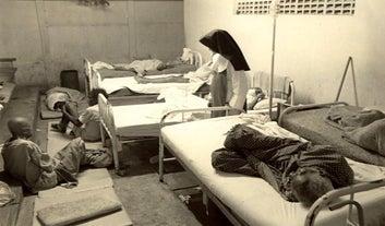Independente de religião, o hospital de Irmã Dulce foi importante na época que saúde NÃO era um direito