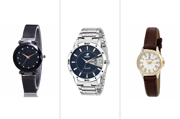 18 Watches That Look Expensive But Are Actually Affordable AF