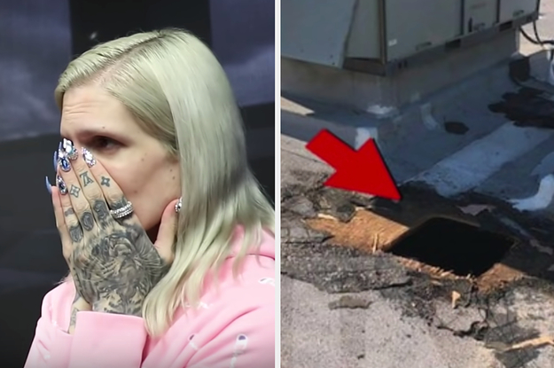 The Way Jeffree Star Had Millions In Cosmetics Stolen Is Straight Out Of, Like, A Horror Movie