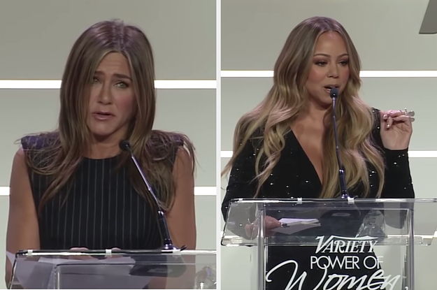 I'm ~Obsessed~ With Mariah Carey Confusing Jennifer Aniston And Reese Witherspoon