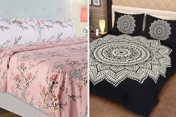 14 Gorgeous Bedsheets To Beautify Your Bedroom This Festive Season