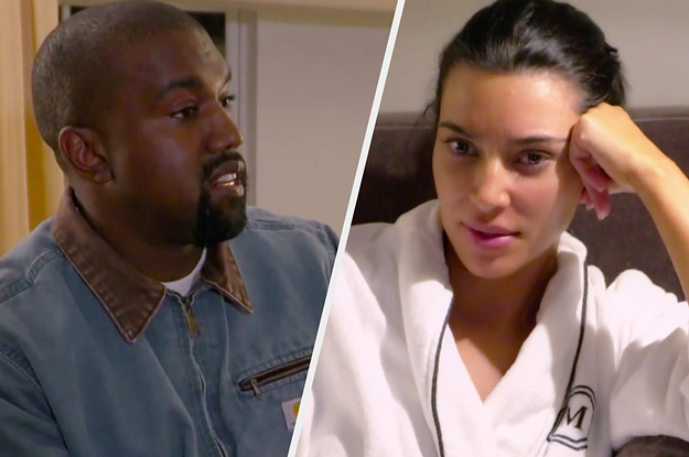 """Kanye West Told Kim Kardashian Her Dress Was """"Too Sexy"""" In An Argument The Night Before The Met Gala"""