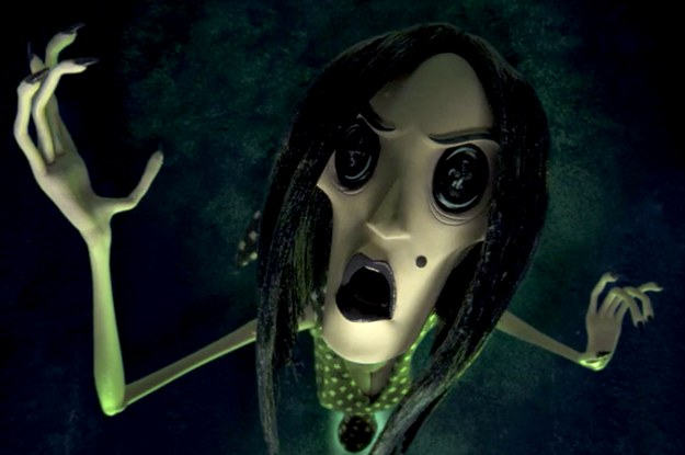 "18 Moments That Prove ""Coraline"" Is Actually A Horror Movie"