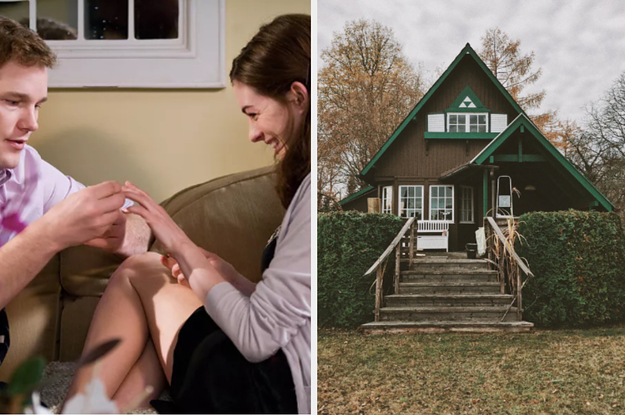What Kind Of Engagement Ring Will You Get Based On The House You Design?
