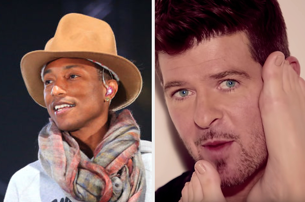 "Pharrell Williams Said He's ""Embarrassed"" By ""Blurred Lines"" Because It Objectifies Women"
