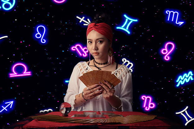 We'll Give You A Tarot Card Reading Based On Your Zodiac Sign