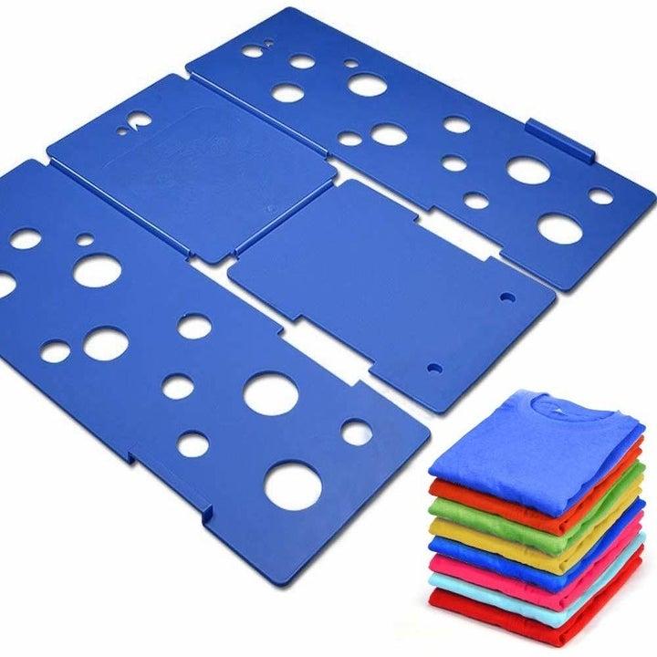 The folding board