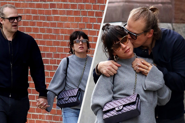 David Harbour And Lily Allen Are My Favorite New Surprising Celebrity Couple
