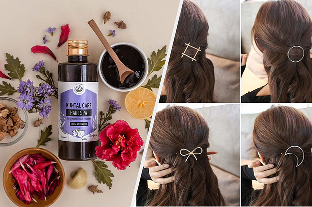 Never Have A Bad Hair Day Again With These 17 Effective Products